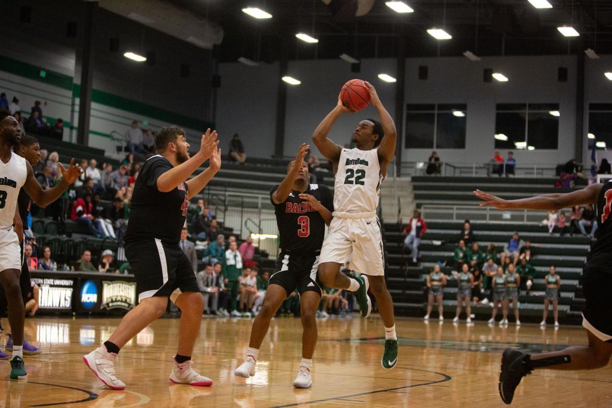 RiverHawks' basketball season off to perfect start
