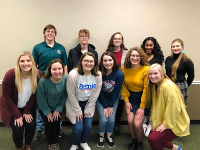 College Democrats promote political involvement at NSU