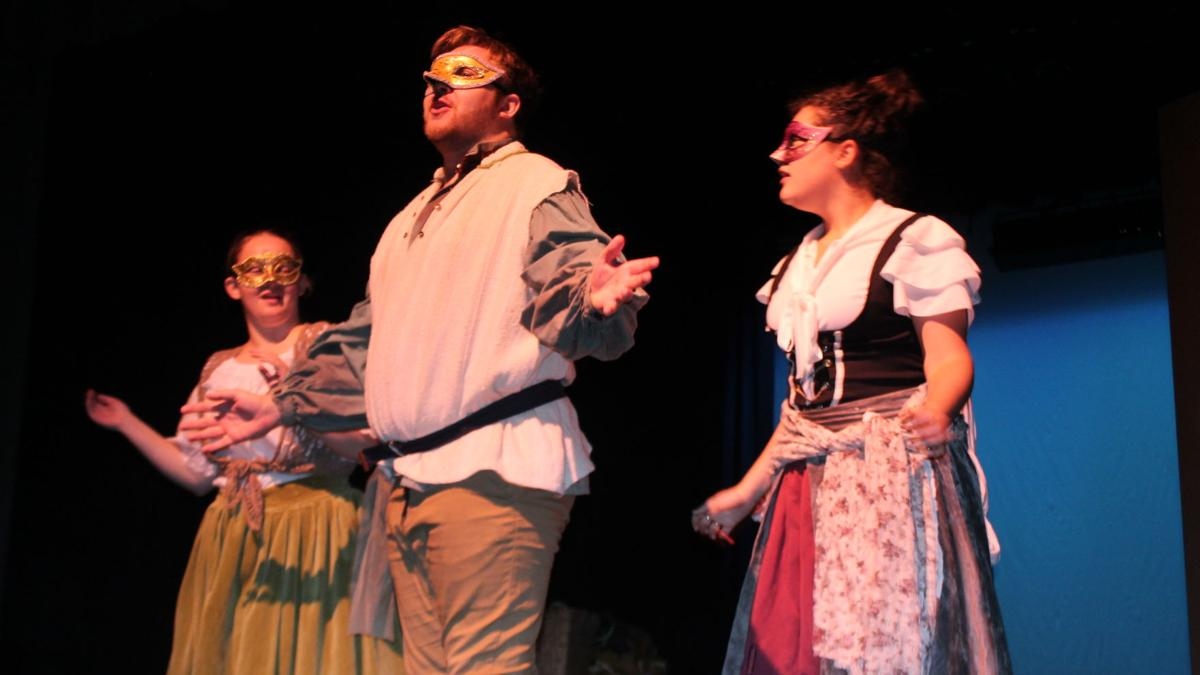 Drama department brings Rapunzel story to Tahlequah students