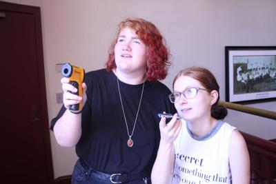 NSU's Paranormal Club looks for spectres in campus buildings