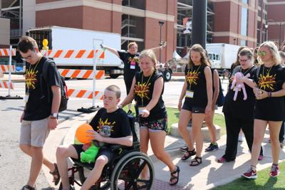 Students developing NSU's first Special Olympics team