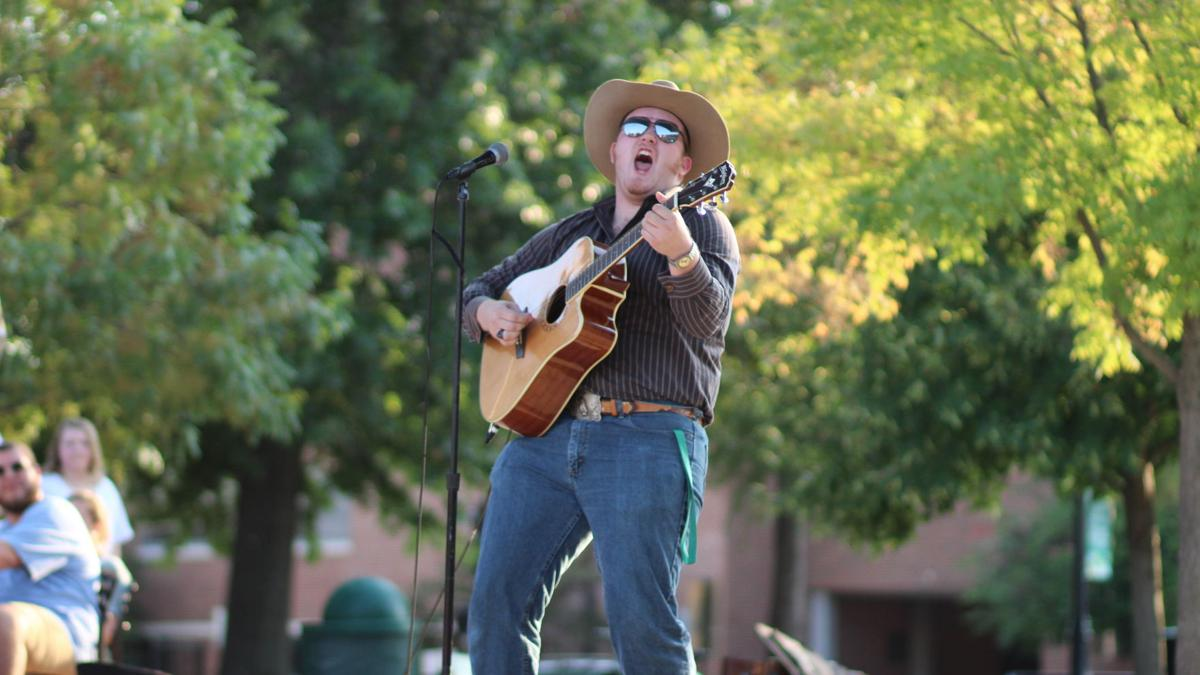 NAB Open Mic Night provides opportunity for students to perform