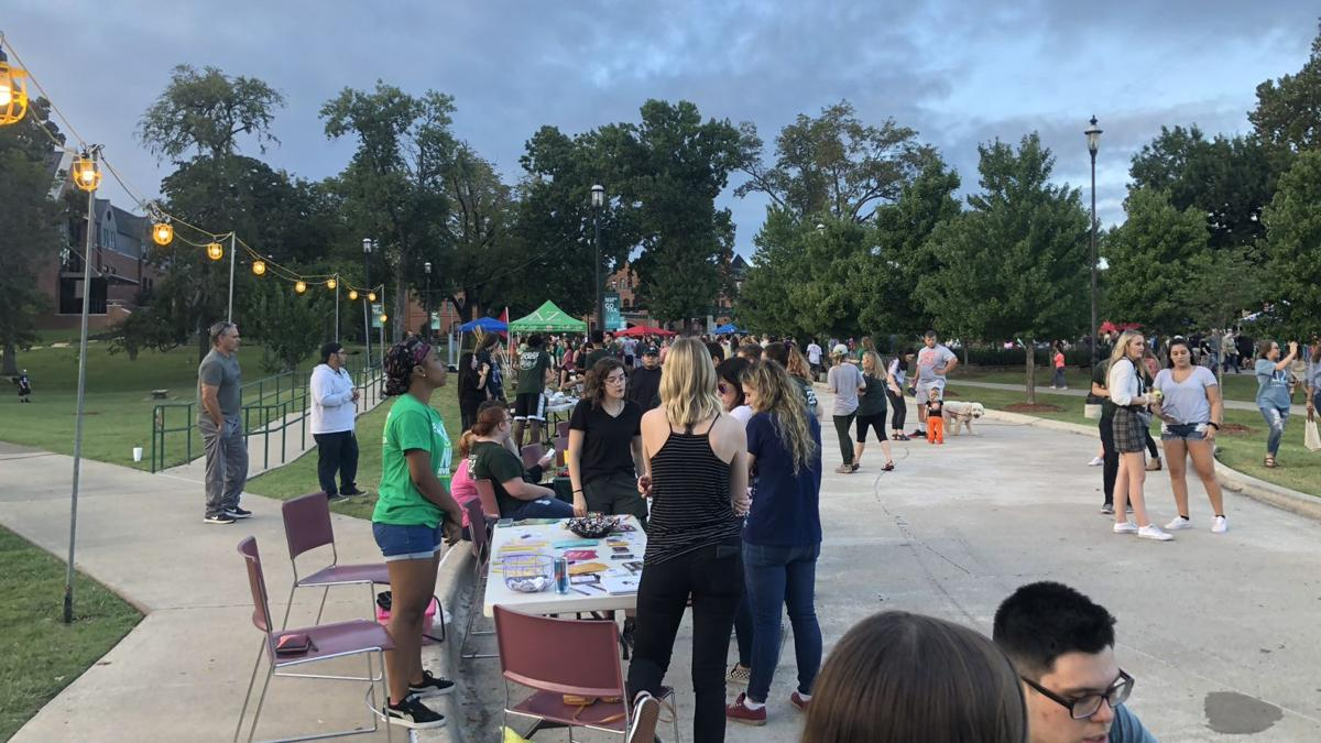 NSU's BancFirst Street Party adds to Homecoming festivities
