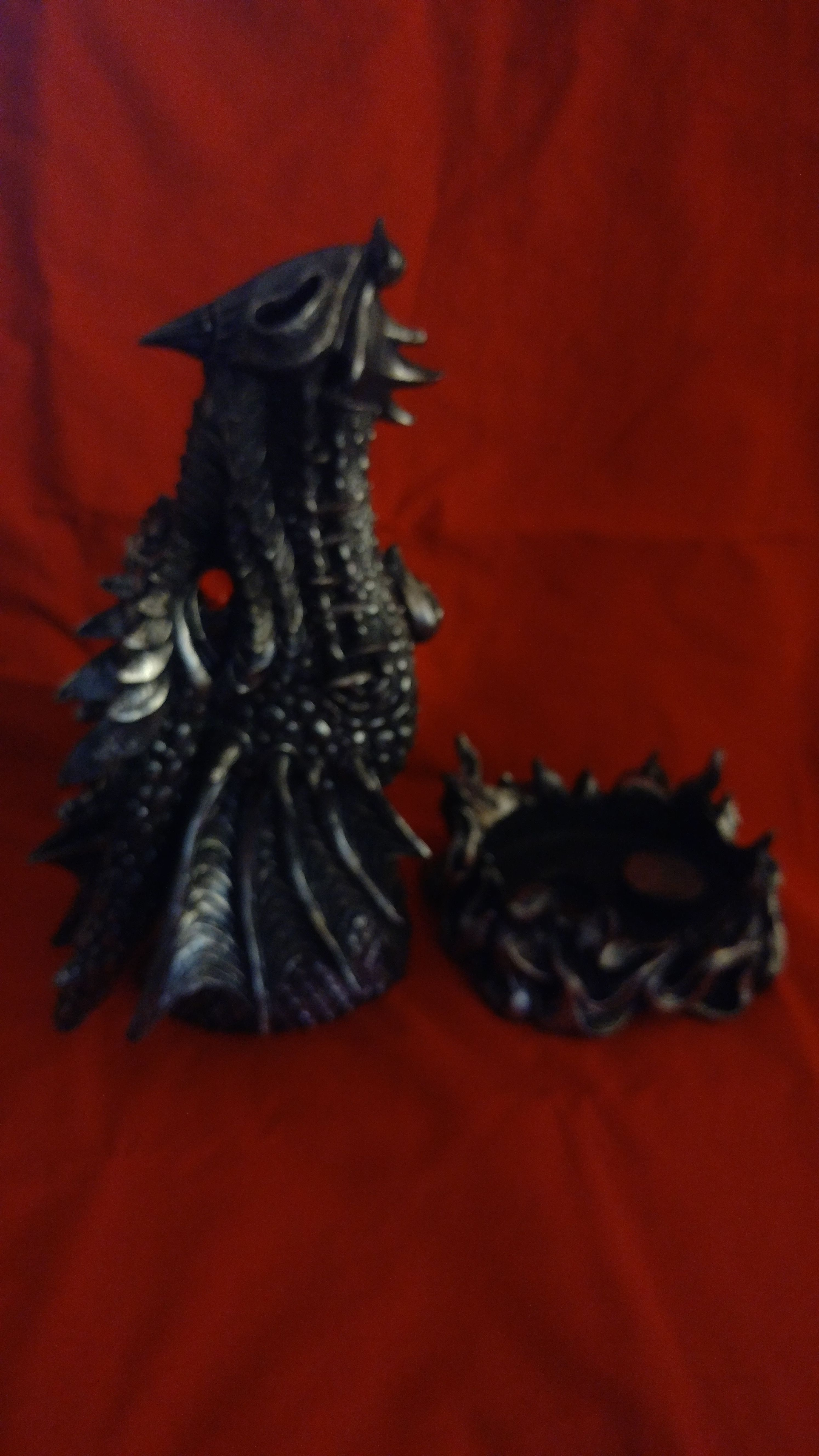 Dragon Head Incense Burner image 1