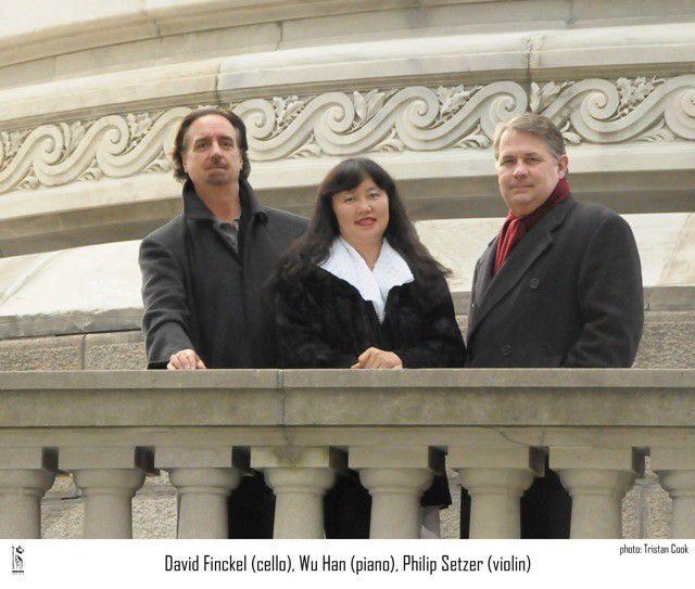 Review: Ensemble Music's Schubert Trios