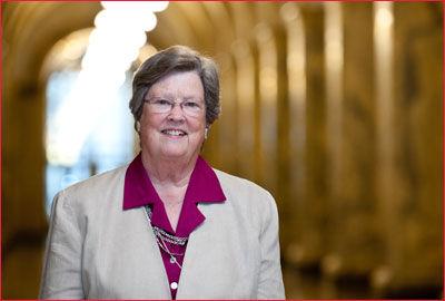 Judge Sarah Evans Barker