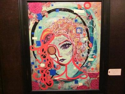 Recycled & Reclaimed: Art at Jazz Kitchen