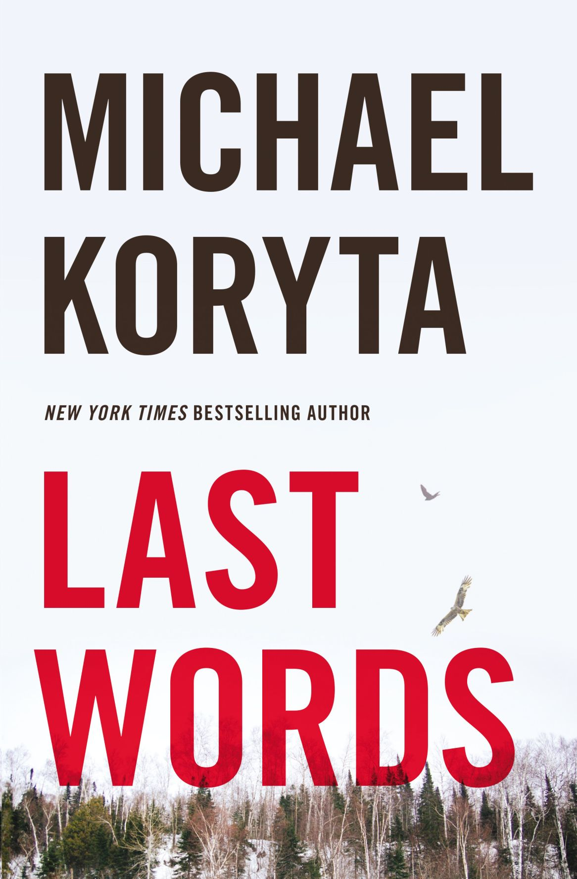Review and Q&A over Michael Koryta's Last Words