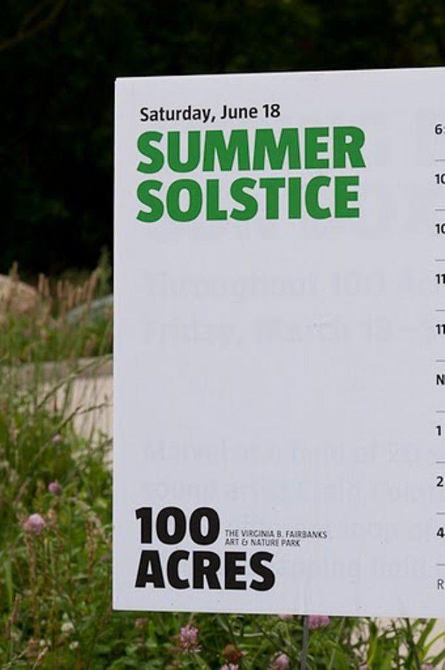 Summer Solstice at the IMA (Slideshow)