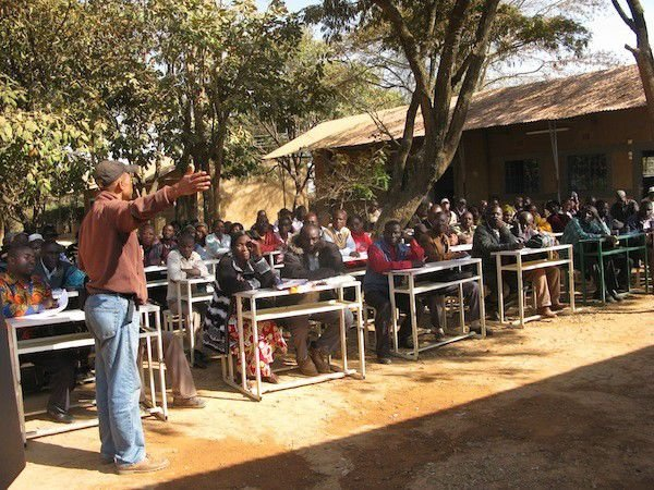 Education as Empowerment in DR Congo