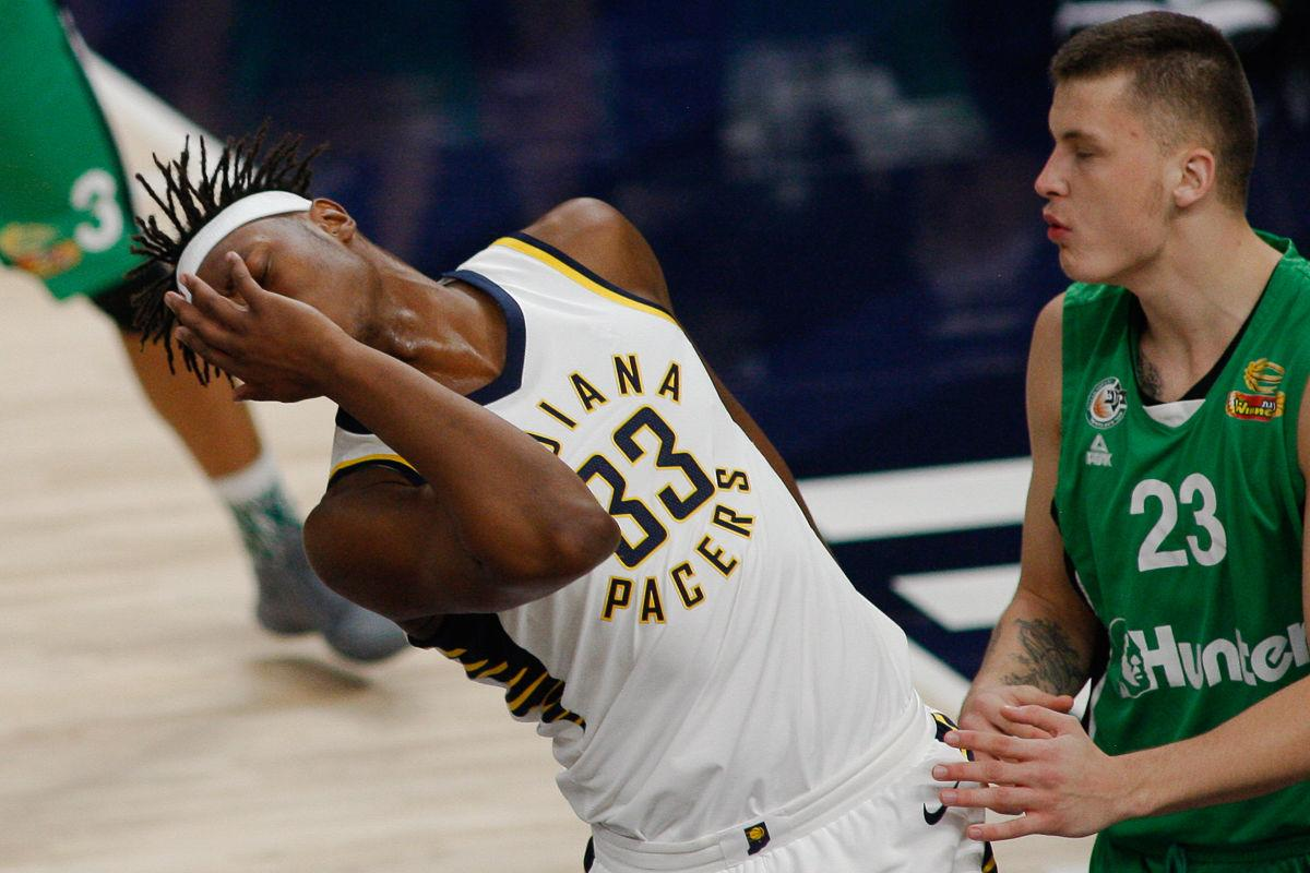 Slideshow: Indiana Pacers v. Maccabi Haifa | Sports | nuvo.net