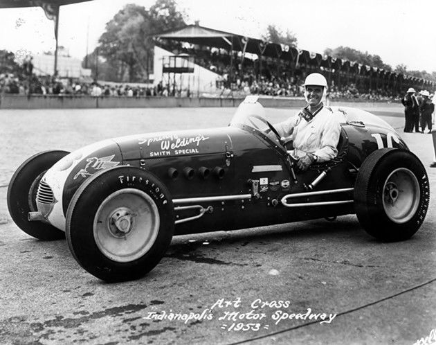 65 days until the 100th running of the Indianapolis 500