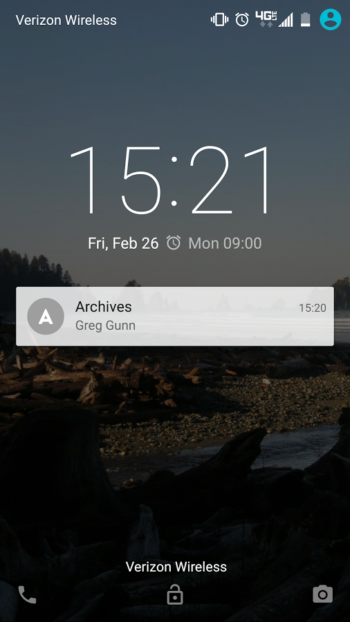 Indy based graduate student codes Android app Archives + Absences