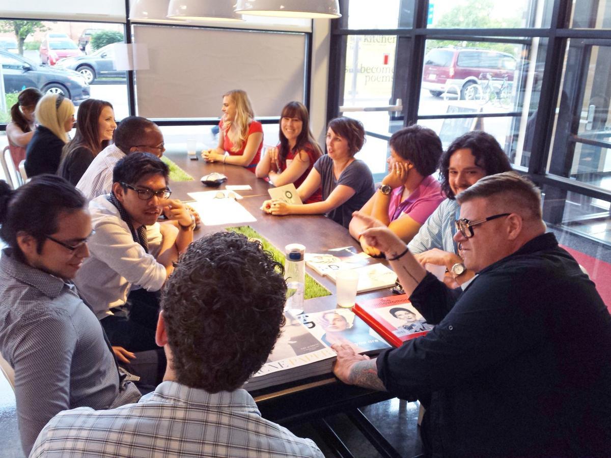 PATTERN editorial meeting