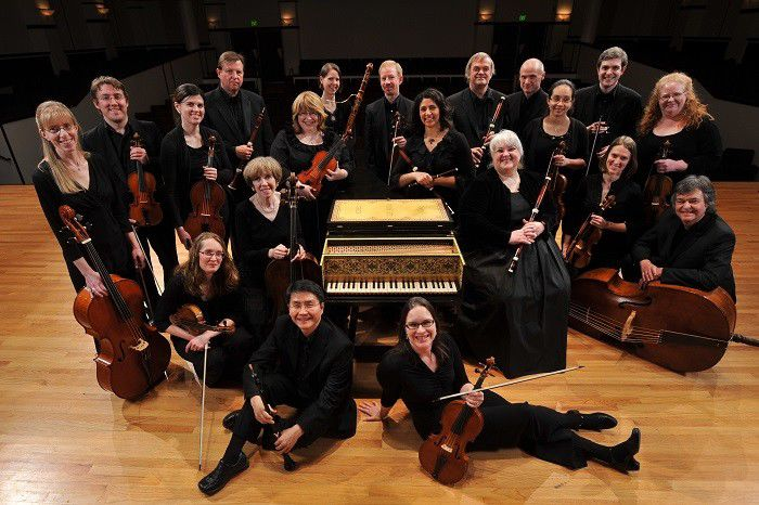 Indianapolis Baroque Orchestra closes Early Music Festival