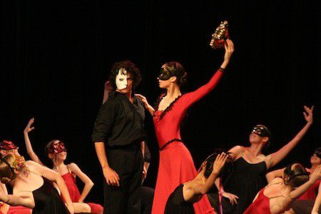 Review: IBC's 'Phantom of the Opera'