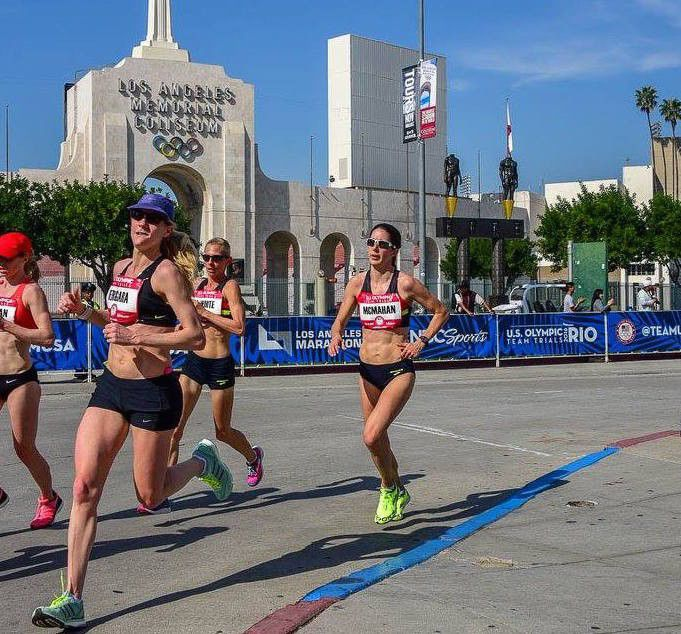Two Indianapolis runners finish in top 30 in U.S. Olympic Marathon qualifying race