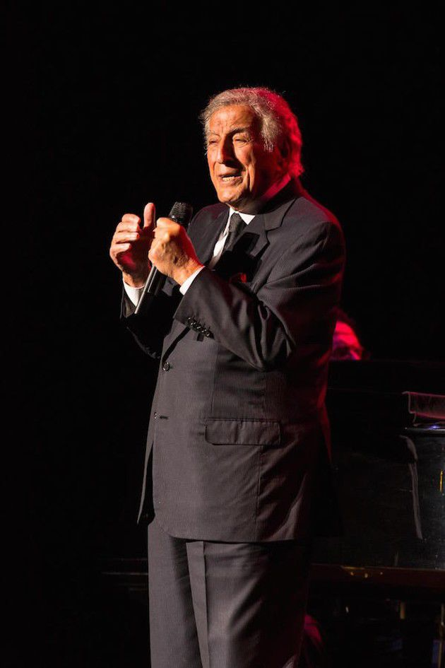 Tony Bennett at the Murat at Old National Centre