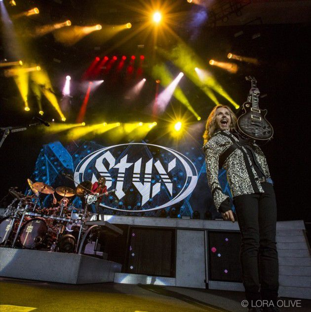 Def Leppard, Styx, Tesla at Klipsch (Slideshow)