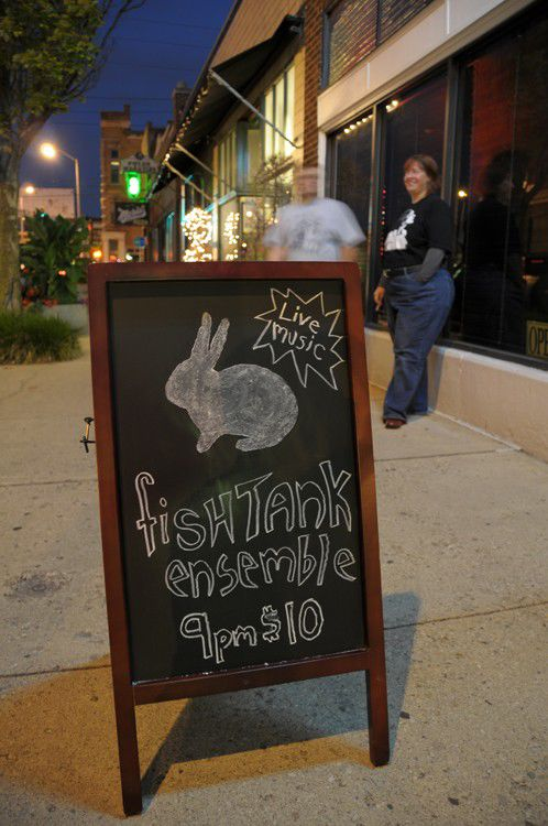 Photo Gallery: Fishtank Ensemble at White Rabbit Cabaret