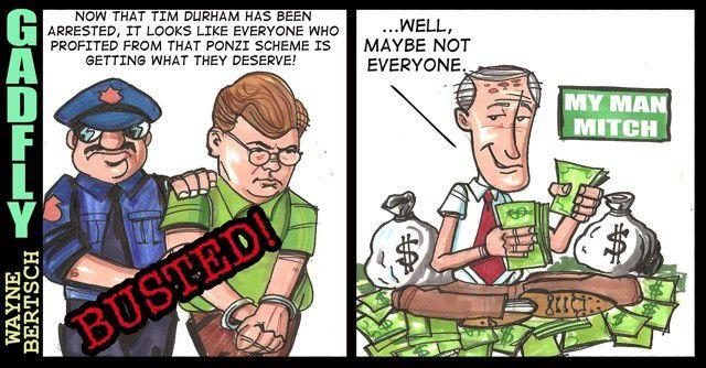 Gadfly: 'Ponzi Profit'