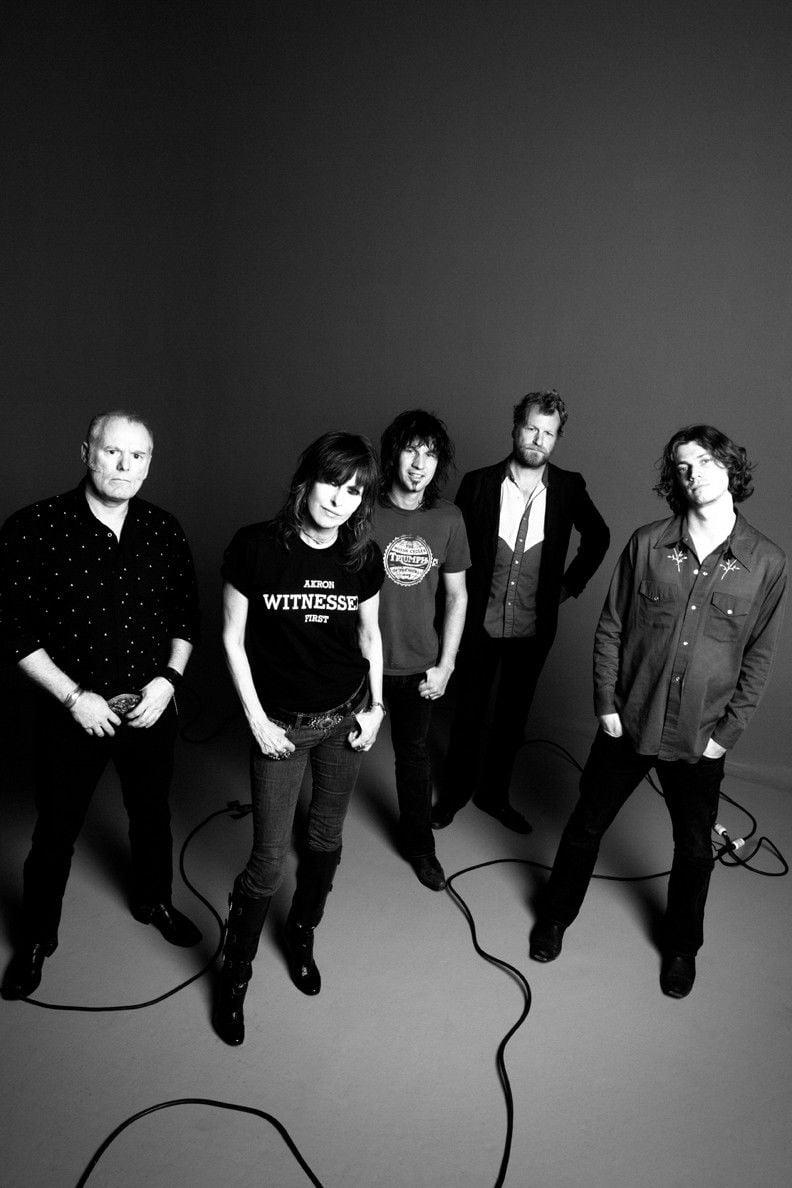 Interview: Pretenders drummer Martin Chambers