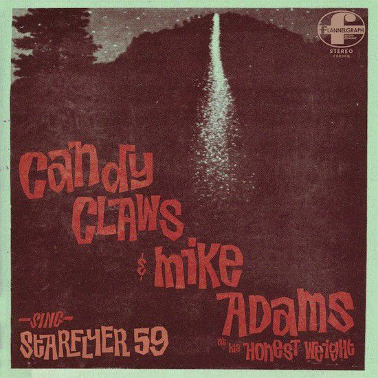 Review: Candy Claws, Mike Adams