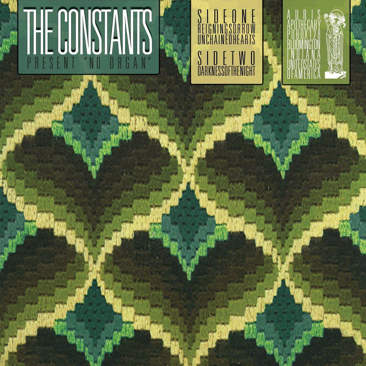 Review: The Constants, 'No Organ'
