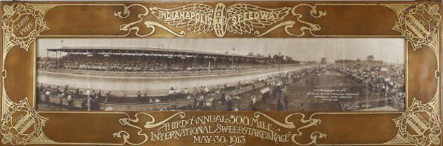62 days until the 100th running of the Indianapolis 500