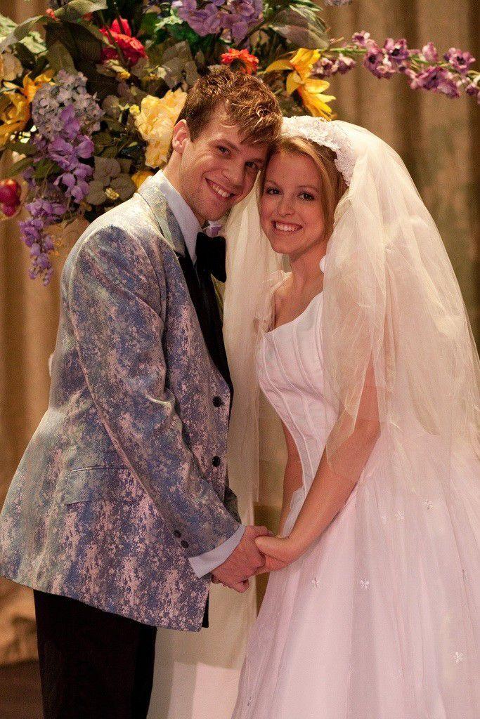 'The Wedding Singer' at Footlite