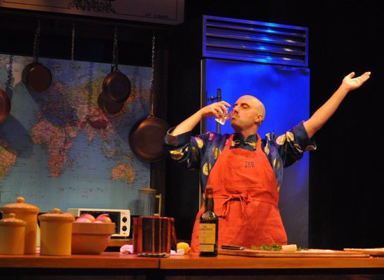 Review: IRT's 'I Love to Eat'