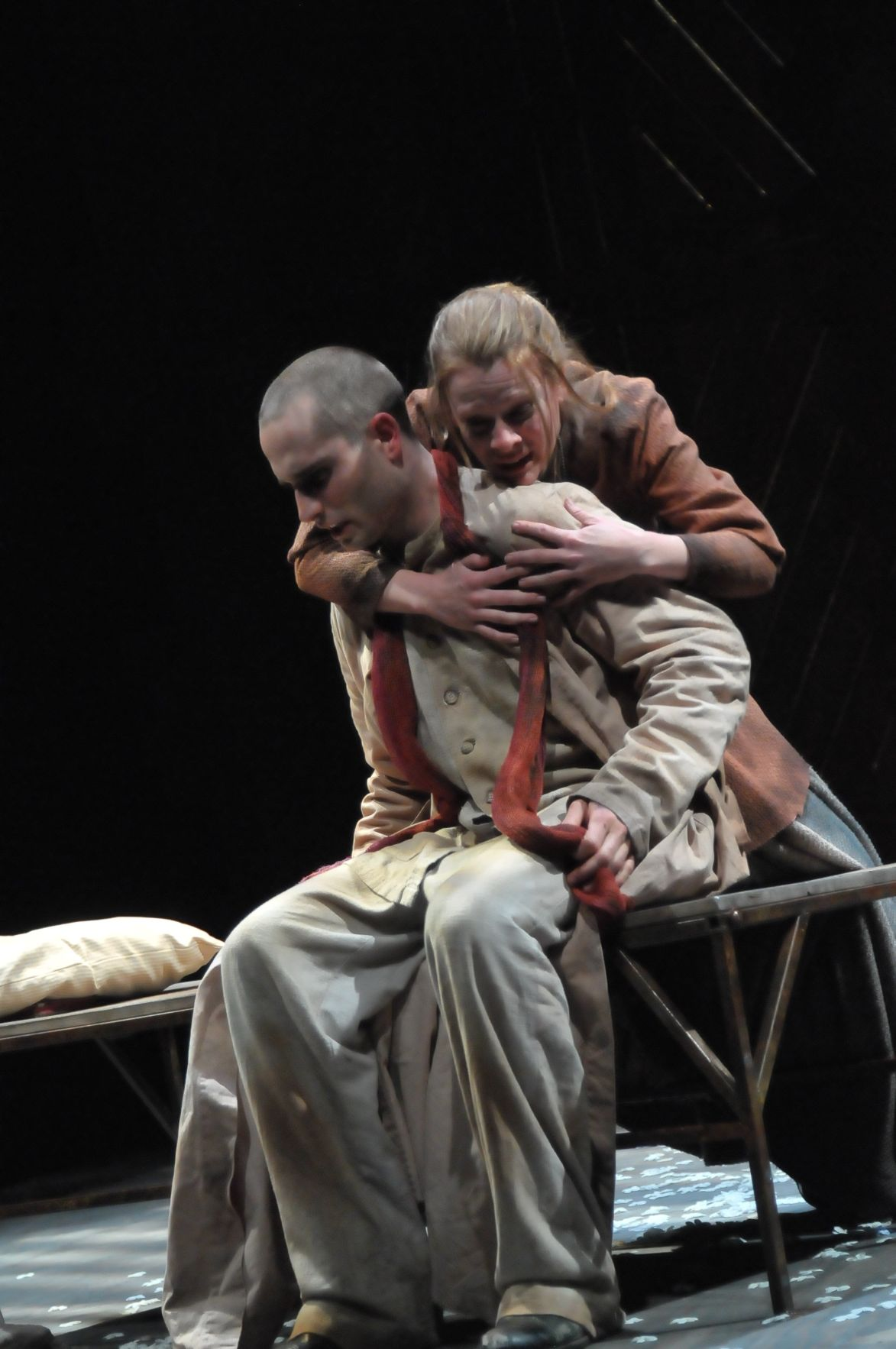 'Crime and Punishment' at the Indiana Repertory Theatre