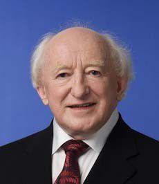 IU grad elected Irish president