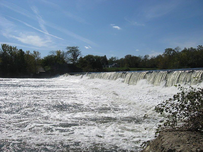 Indy limits destruction of river habitats and vegetation