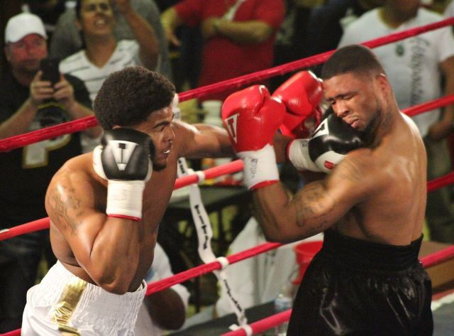 Indy boxers Sims Jr. & Holbrook make pro debuts