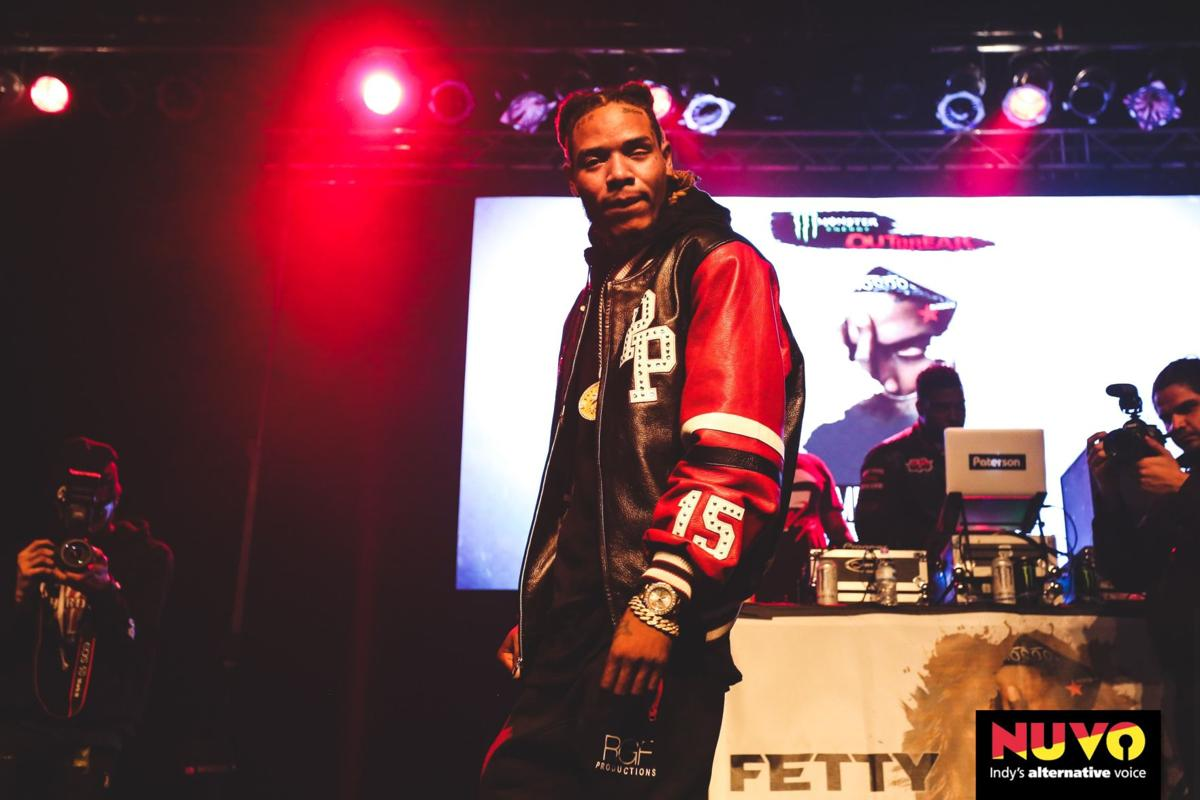 Review: Fetty Wap at Old National Centre