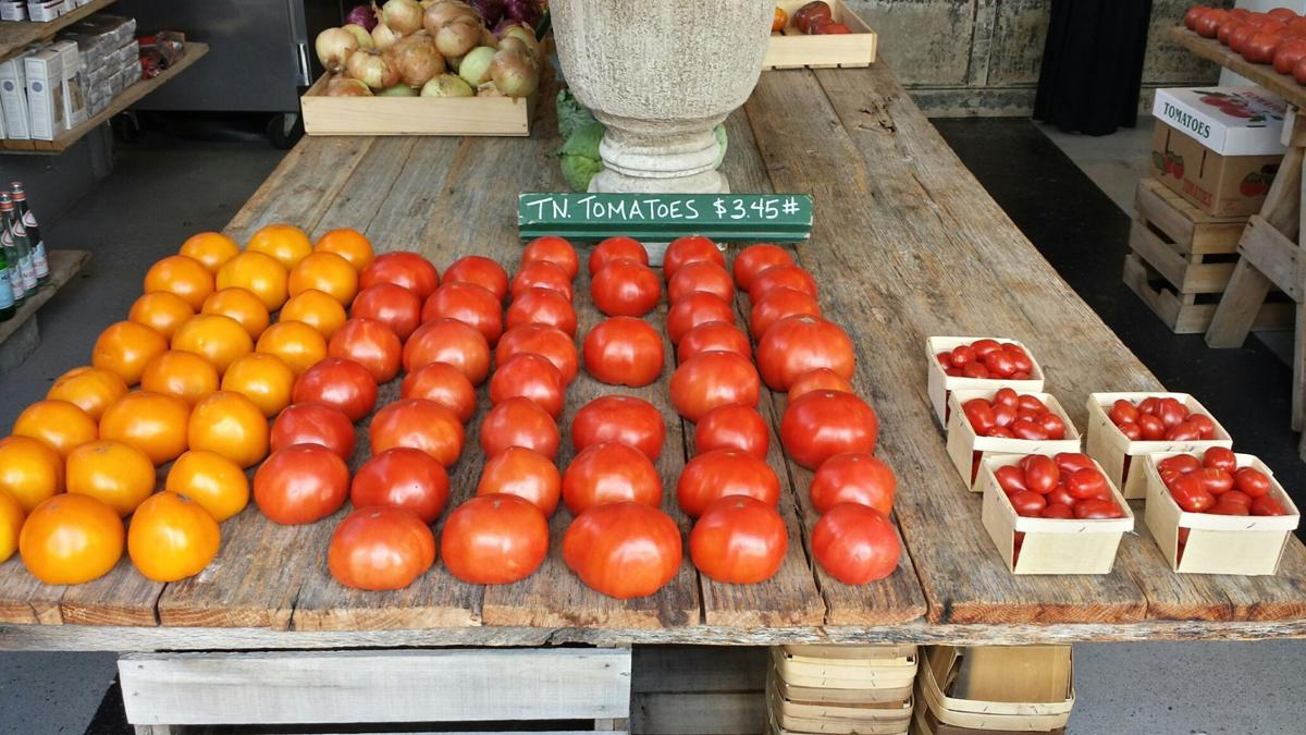 High Season for Farmers' Markets