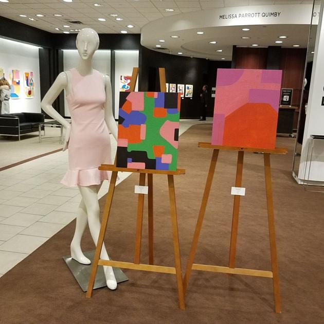 'Form + Color' at Saks Fifth Avenue
