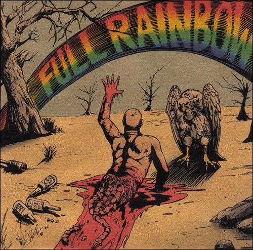 Full Rainbow: Fighting frost with mosh