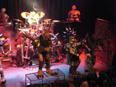 Phallus in Wonderland: Gwar at The Vogue