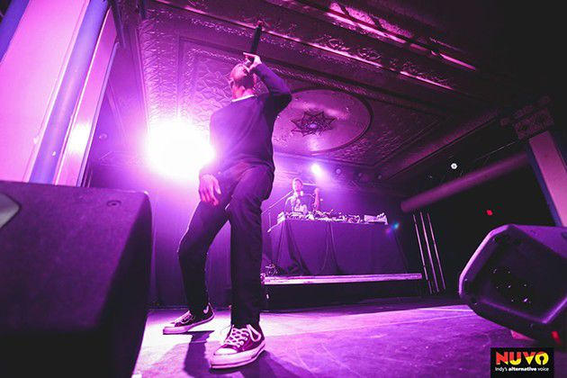 Vince Staples at Deluxe