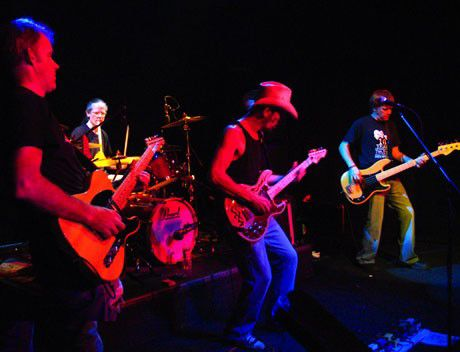 Roots/Rock News: Max Allen, Bottle Rockets