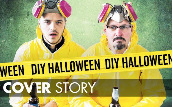 DIY Halloween UNDER $30