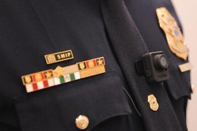 IMPD body cameras