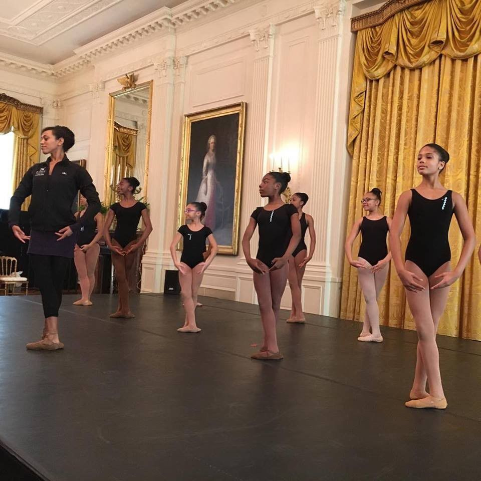 Former Butler ballet dancer returns with Dance Theatre of Harlem