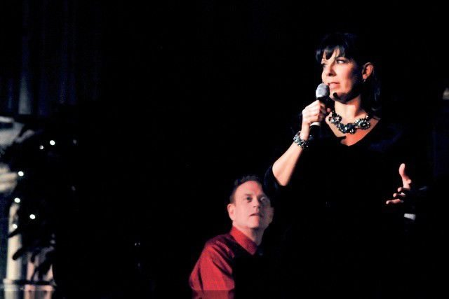 Review: Christine Pedi at the Cabaret
