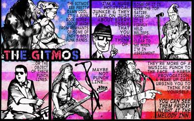 Barfly: The Gitmos
