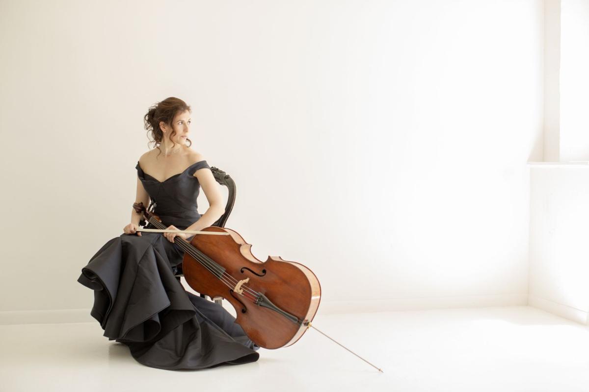Cellist Inbal Segev will play Shostakovich
