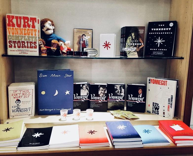 Vonnegut Museum Opens Pop-Up