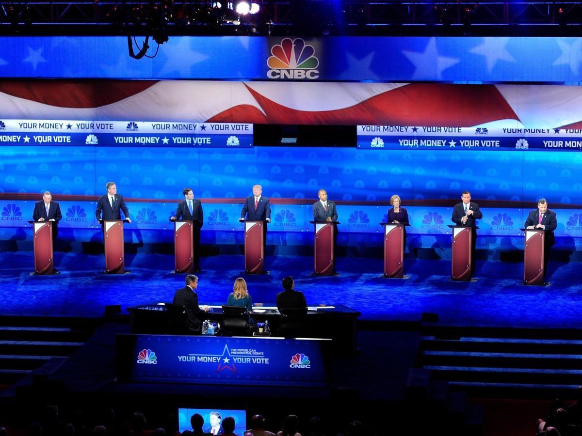 Republicans butcher more red meat in debate